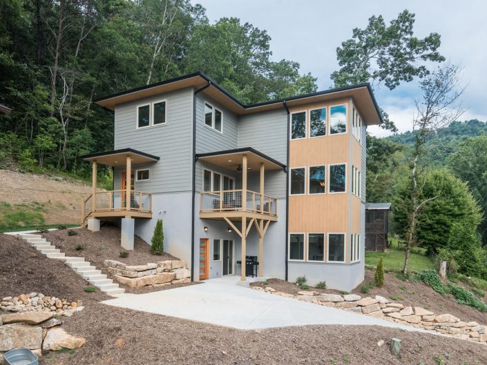 Home Development at Baird Cove Rd