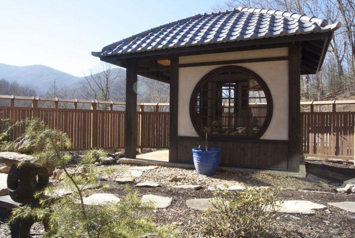 Custom Build - Asian Tea House