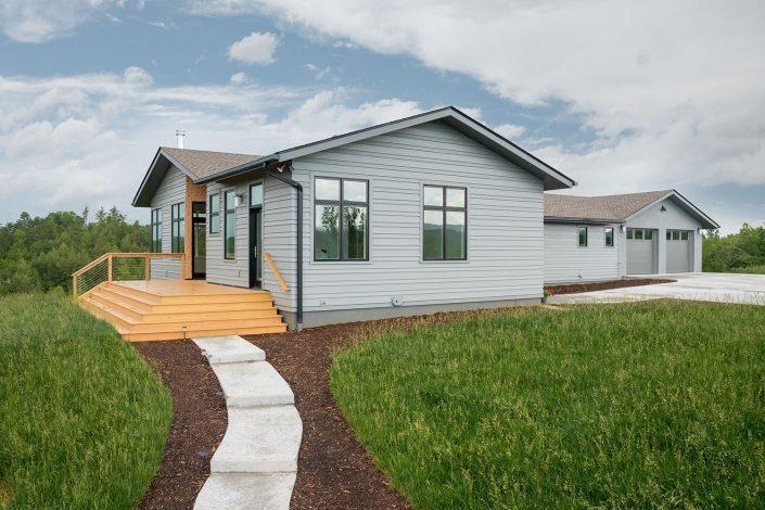 Custom Home Build at Elkins Hollar