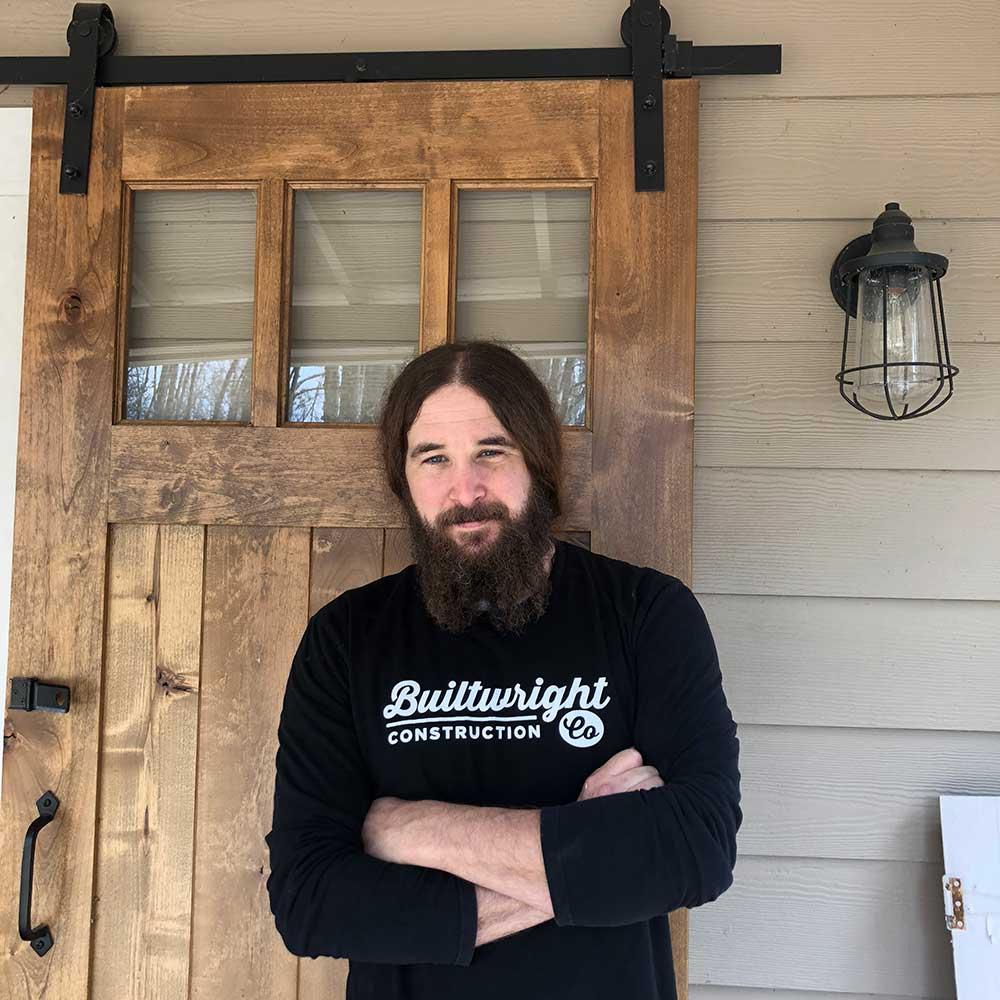 Kyle Johnson, Carpenter at Builtwright Construction