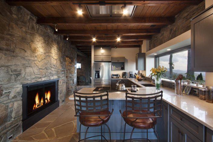 Custom Kitchen Renovation at RockHold