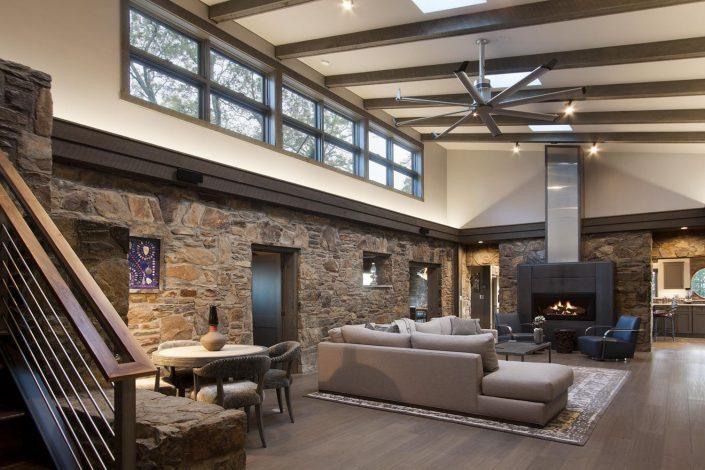 Living Room Renovation at Rockhold