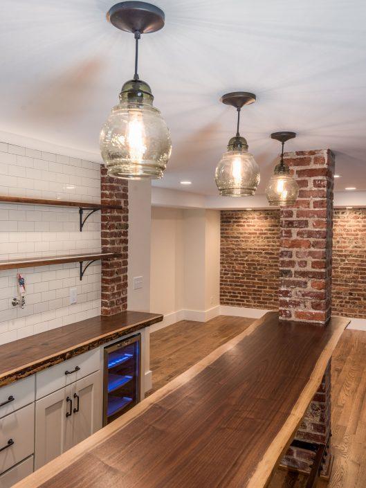 Basement Light Renovations at Windsor