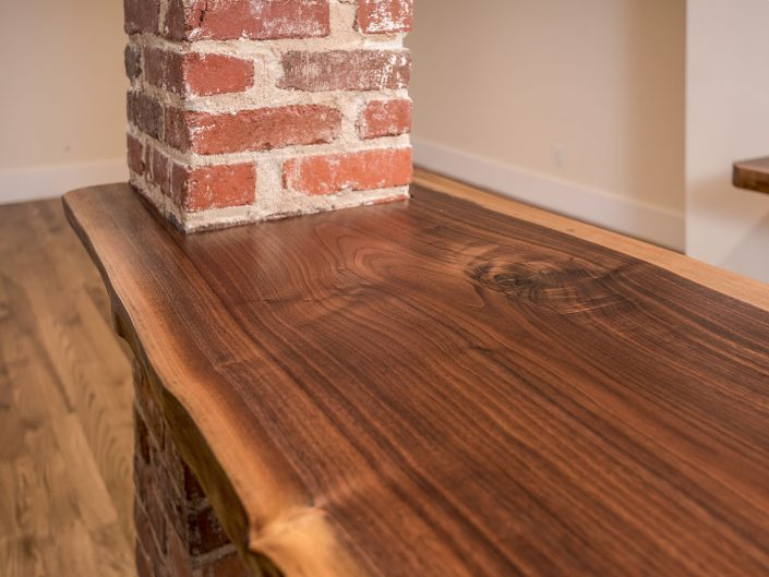 Wooden Bar Base Renovation at Windsor
